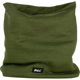P.A.C. Snood Merino Multitube olive